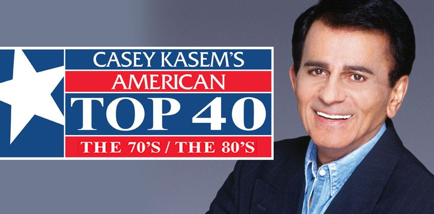 Casey Kasem Top 40 from the 70's and 80s - Kool 98