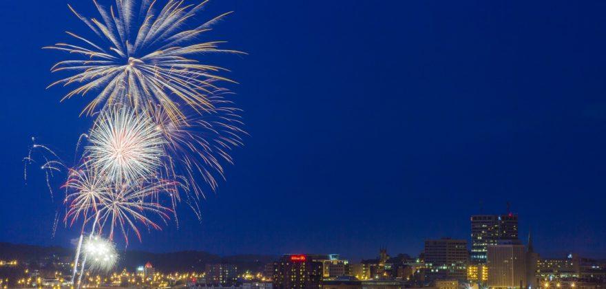 Fireworks SJ